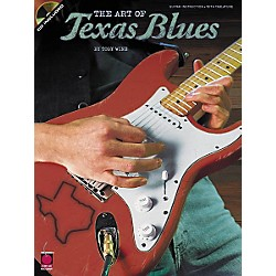 Cherry Lane The Art of Texas Blues (Book/CD) (2500345)