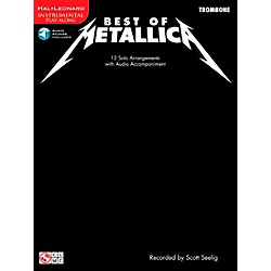 Cherry Lane The Best Of Metallica Trombone (2501329)