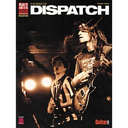 Cherry Lane The Best of Dispatch Guitar Tab Songbook (2500607)