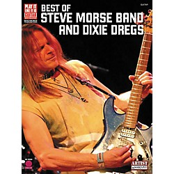 Cherry Lane The Best of Steve Morse Band & Dixie Dregs Guitar Tab Songbook (2500846)
