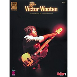 Cherry Lane The Best of Victor Wooten Bass Tab Songbook (2500317)