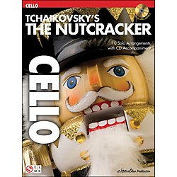 Cherry Lane The Nutcracker Cello Book/CD Tchaikovsky's (2501027)