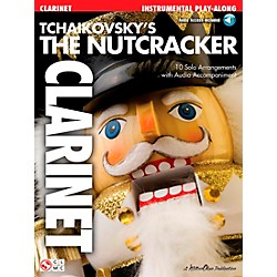 Cherry Lane The Nutcracker Clarinet Book/CD Tchaikovsky's (2501013)