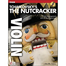 Cherry Lane The Nutcracker Violin Book/CD Tchaikovsky's (2501015)
