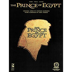 Cherry Lane The Prince of Egypt Vocal Piano, Vocal, Guitar Songbook (2500026)
