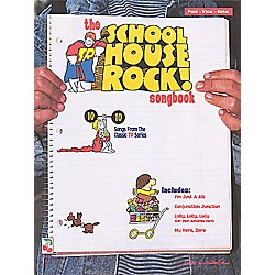 Cherry Lane The School House Rock Childrens Piano, Vocal, Guitar Songbook (2505514)