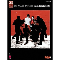 Cherry Lane White Stripes White Blood Cells Guitar Tab Songbook (2500583)