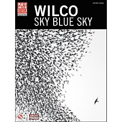 Cherry Lane Wilco - Sky Blue Sky Tab Book (2501092)