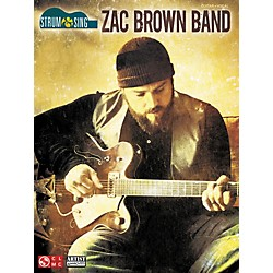 Cherry Lane Zac Brown Strum & Sing Easy Guitar Tab (2501620)