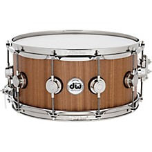 DW Cherry Mahogany Natural Lacquer with Nickel Hardware