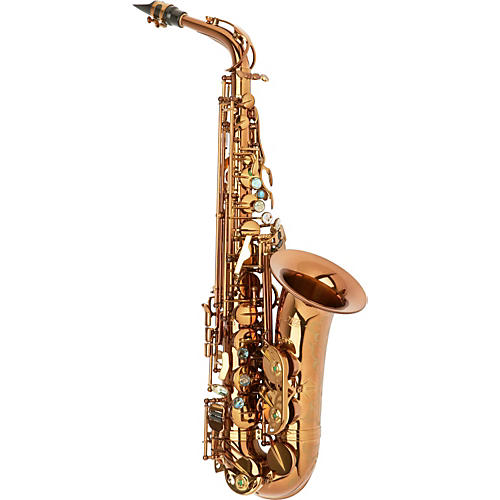 Aaas 954 Dark Gold Lacquer Chicago Jazz Alto Saxophone