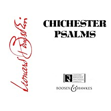 Boosey and Hawkes Chichester Psalms Boosey & Hawkes Scores/Books Series Softcover Composed by Leonard Bernstein