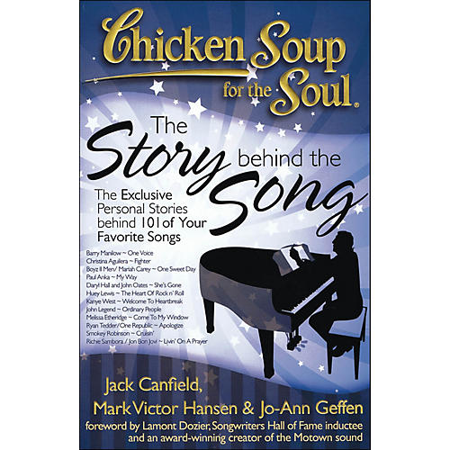 Hal Leonard Chicken Soup for The Soul - The Story Behind The Song-thumbnail