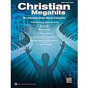 Alfred Christian Megahits: The Ultimate Sheet Music Collection P/V/G Book