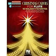 Hal Leonard Christmas Carols - Flute - Easy Instrumental Play-Along (Audio Online)