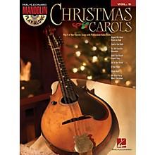 Hal Leonard Christmas Carols (Mandolin Play-Along Volume 9) Mandolin Play-Along Series Softcover with CD
