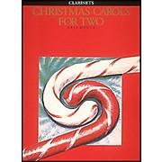 Hal Leonard Christmas Carols for Two Clarinet Easy Duets
