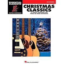Hal Leonard Christmas Classics - Essential Elements Guitar Ensembles Series