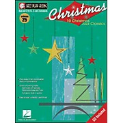 Hal Leonard Christmas Jazz - Jazz Play-Along Book/CD Volume 25