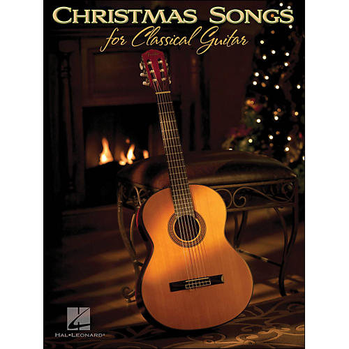 Hal Leonard Christmas Songs for Classical Guitar (Standard Notation & Tab)-thumbnail