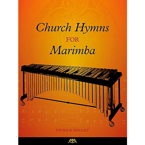 Meredith Music Church Hymns For Marimba-thumbnail