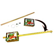 C.B. Gitty Cigar Box Diddley Bow One-String Guitar Kit