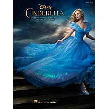 Hal Leonard Cinderella - Music From The Motion Picture Soundtrack for Piano Solo