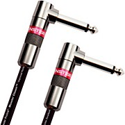 Monster Cable Classic 1/4 Inch Dual Angled Instrument Cable