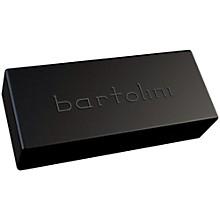 Bartolini Classic Bass Series 4-String M4 Soapbar Dual Coil Bridge Pickup