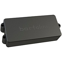 Bartolini Classic Bass Series 5-String Bass MM-StingRay Quad Coil Pickup