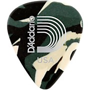 D'Addario Classic Celluloid Guitar Picks - 12-Pack