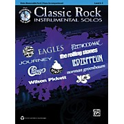 Alfred Classic Rock Instrumental Solos for Strings Viola Book & CD