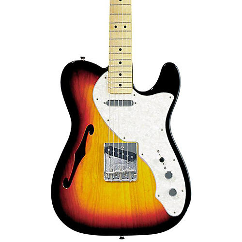 Fender Classic Series '69 Telecaster Thinline Electric Guitar
