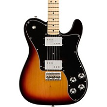 Fender Classic Series '72 Telecaster Deluxe Electric Guitar