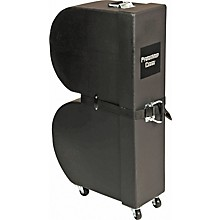 Protechtor Cases Classic Series Upright Timbale Case with Wheels