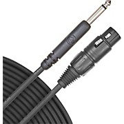 "D'Addario Planet Waves Classic Series XLR Female to 1/4"" Mic Cable"