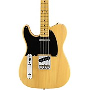 Squier Classic Vintage Left-Handed '50s Telecaster Electric Guitar