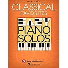 Music Sales Classical Favorites - Easy Piano Solos