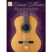 Hal Leonard Classical Melodies (Easy Guitar with Notes & Tab) Easy Guitar Series Softcover