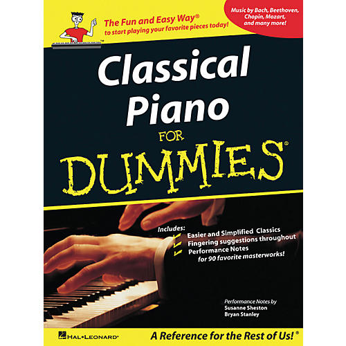 classical piano for dummies pdf