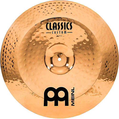 Meinl Classics Custom China - Brilliant 18 in.-thumbnail
