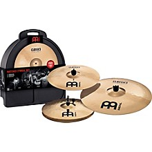 Meinl Classics Custom Medium Cymbal Set with Case