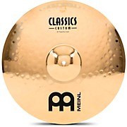 Meinl Classics Custom Powerful Crash - Brilliant