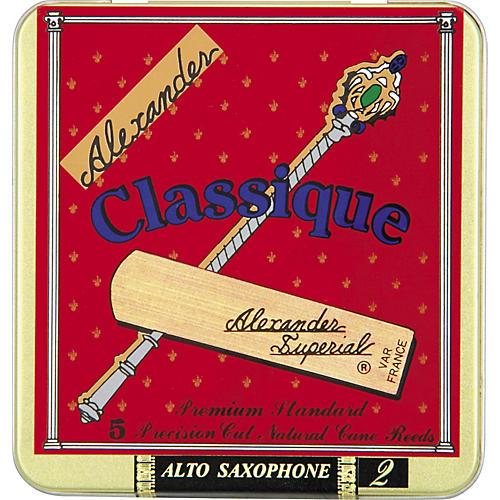 Alexander Reeds Classique Alto Saxophone Reeds