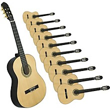 Lyons Classroom Guitar Program Kit 3/4 buy 10, get one FREE!