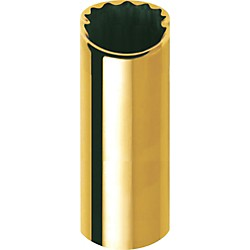 Clayton Brass Socket Guitar Slide (BRSS)