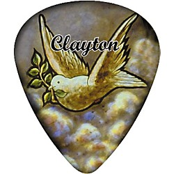 Clayton Dove Guitar Pick 12 Pack (MDS50/12)