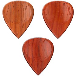 Clayton Exotic Paddock Guitar Picks - 3-Pack (PDS/3)