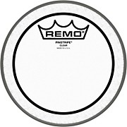 Remo Clear Pinstripe Head