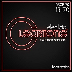 Cleartone Monster Heavy Series Nickel-Plated Drop C Electric Guitar Strings (C9470)